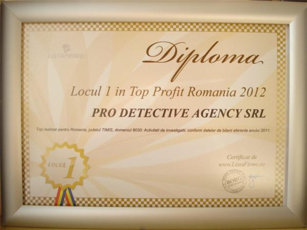 pro detective agency nr 1